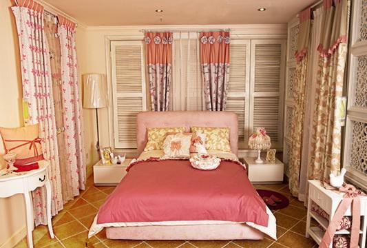 欧式青年人卧室装修图片